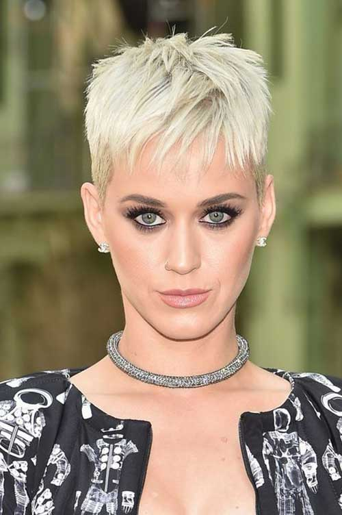 Celebrity Short Haircuts 2019-25