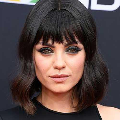 Mila Kunis Short Haircuts 2019-9