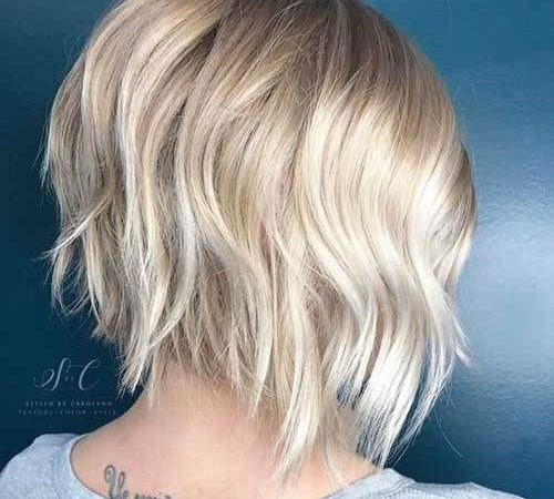 25 Short Layered Haircuts 2019 for Ladies